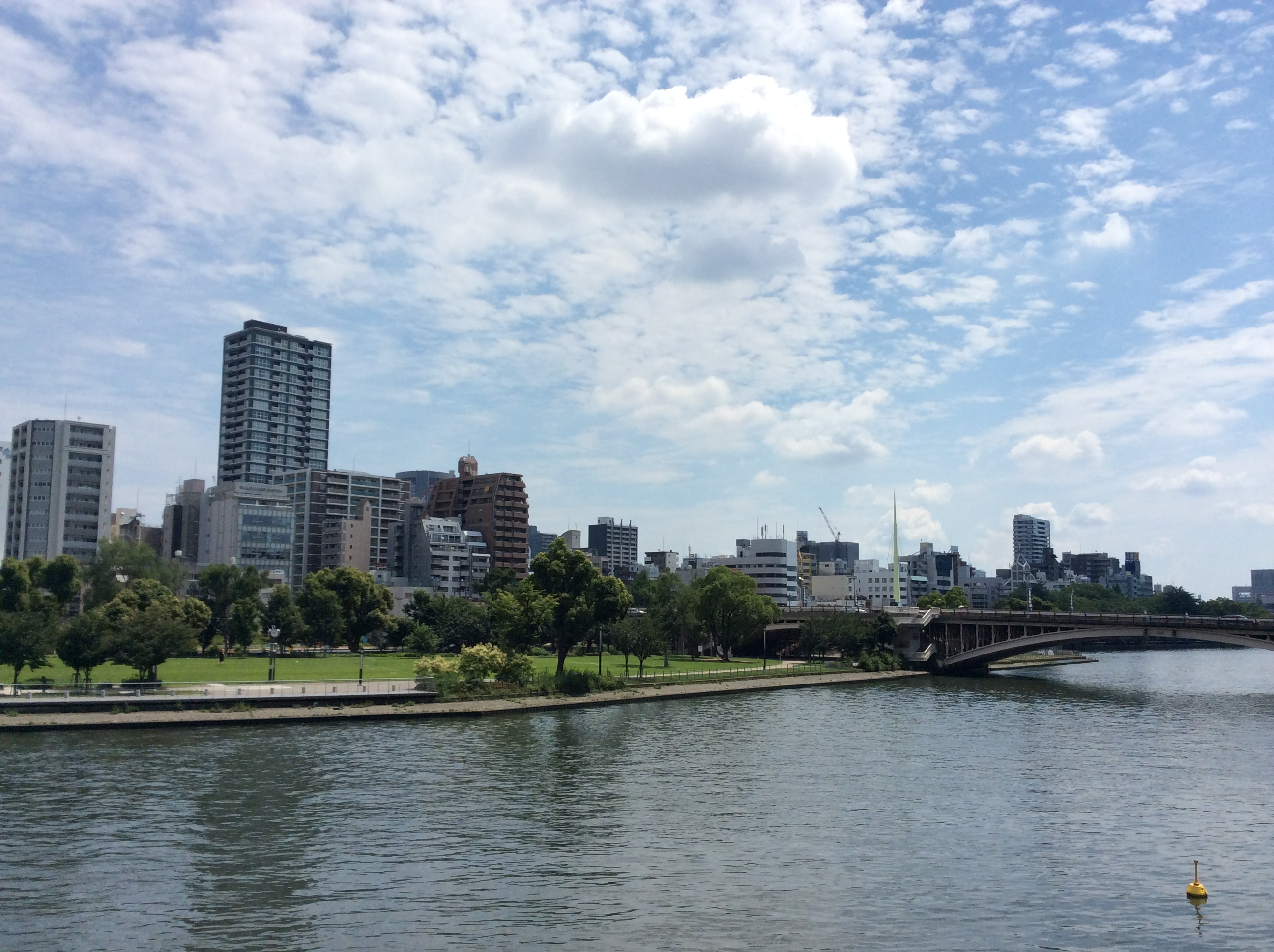 Osaka Kitahama 大阪 北浜