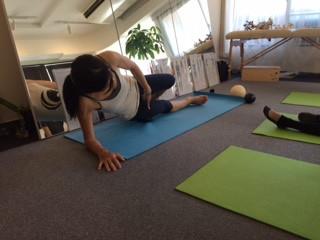 ballet ,pilates, anatomy,バレエのための解剖学ピラティス、写真 yamuna ヤムナ