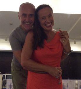 イタリアからお客様 Anna&Husband