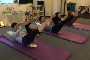 Pilates SmartSpine Photo ピラティス スマートスパイン レッスン画像