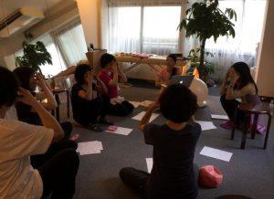 pinkribbon breath pilates woman ピンクリボン ピラティス 女性