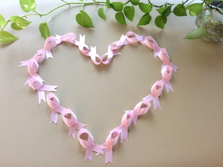 pinkribbon event breast cancer photo ピンクリボン運動 イベント 乳がん 写真