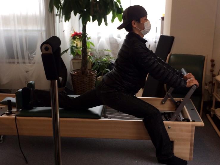 Pilates Equipment Machine Trial ピラティス マシン 搬入 体験