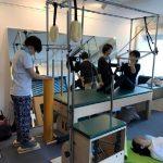 17/3/4(土) ピラティスマシン体験会開催しました