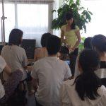 17/7/1(土) マシンピラティス体験&スタジオオープン1周年イベントを開催しました