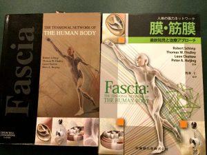Fascia Book Photo 筋・筋膜 本 写真