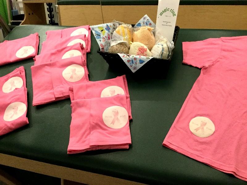 pinkribbon breast cancer ピンクリボンイベント 乳がん おはなし 写真