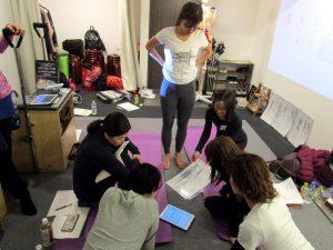 trainer workshop pilates yoga instructor Fascia breath hip joint foot knee shoulder movement トレーナー ワークショップ ピラティス ヨガ インストラクター 筋膜 呼吸 脊柱 背骨 股関節 足関節 膝関節 肩関節 解剖 ムーブメント