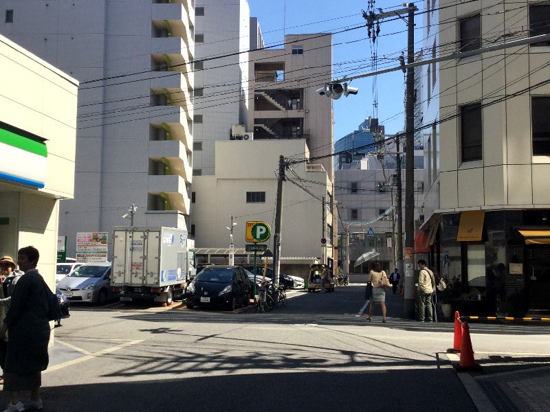 スタジオ 地図 京阪 地下鉄 北浜 土佐堀通 studio map kitahama keihan subway tosabori